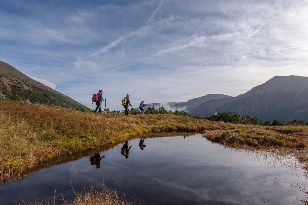 Bergsportausübung in Zeiten von Corona. (Foto: Martin Edlinger)