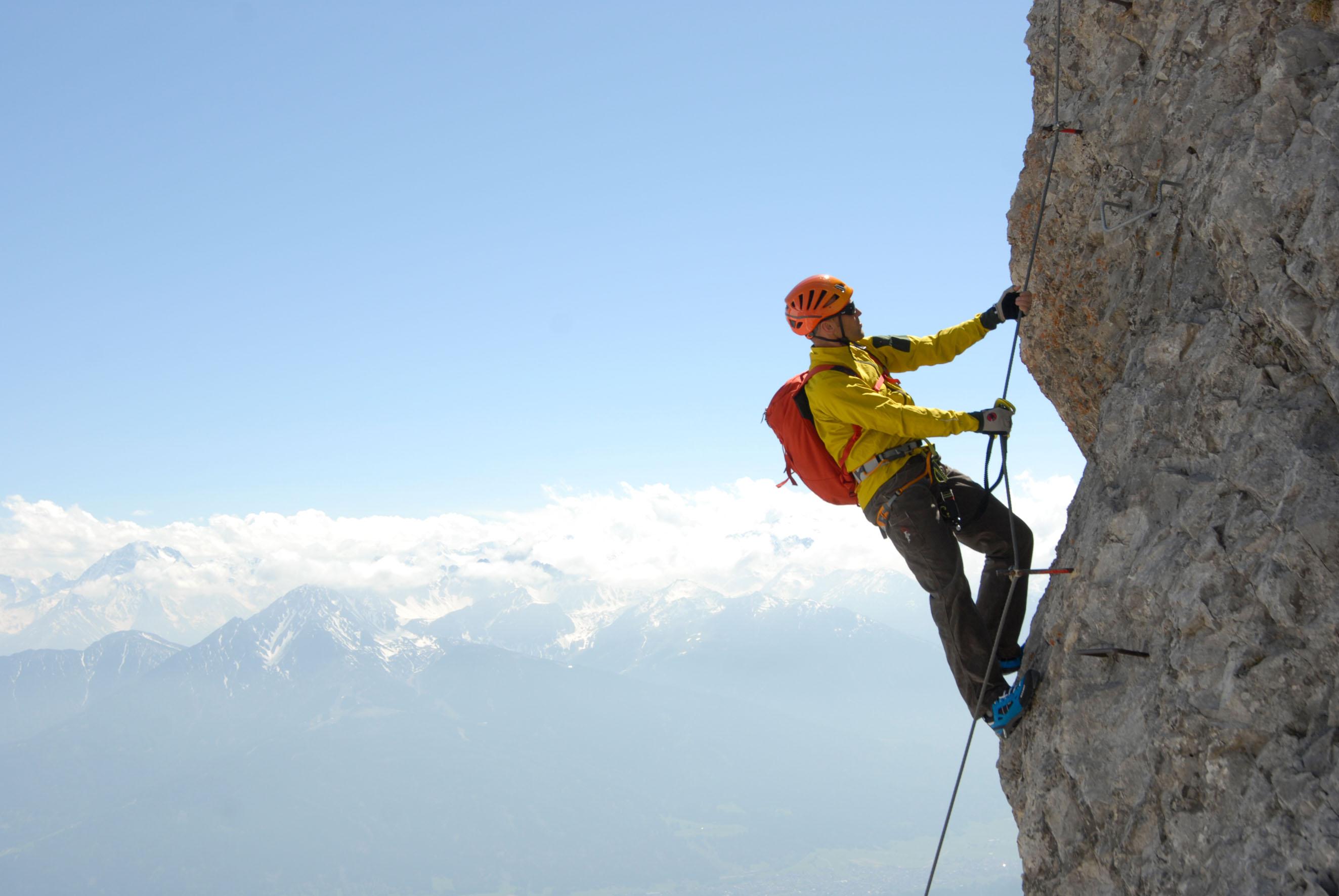 Klettersteigset Sportler : Klettersteige: 10 empfehlungen alpenverein