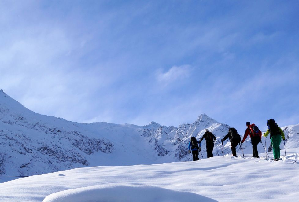 Sicher auf Skitour: 10 Empfehlungen Alpenverein