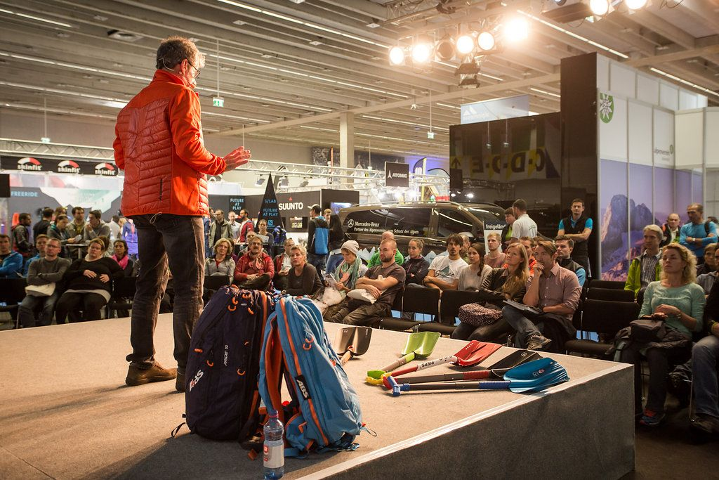 Bild zu Alpinmesse & Alpinforum in Innsbruck