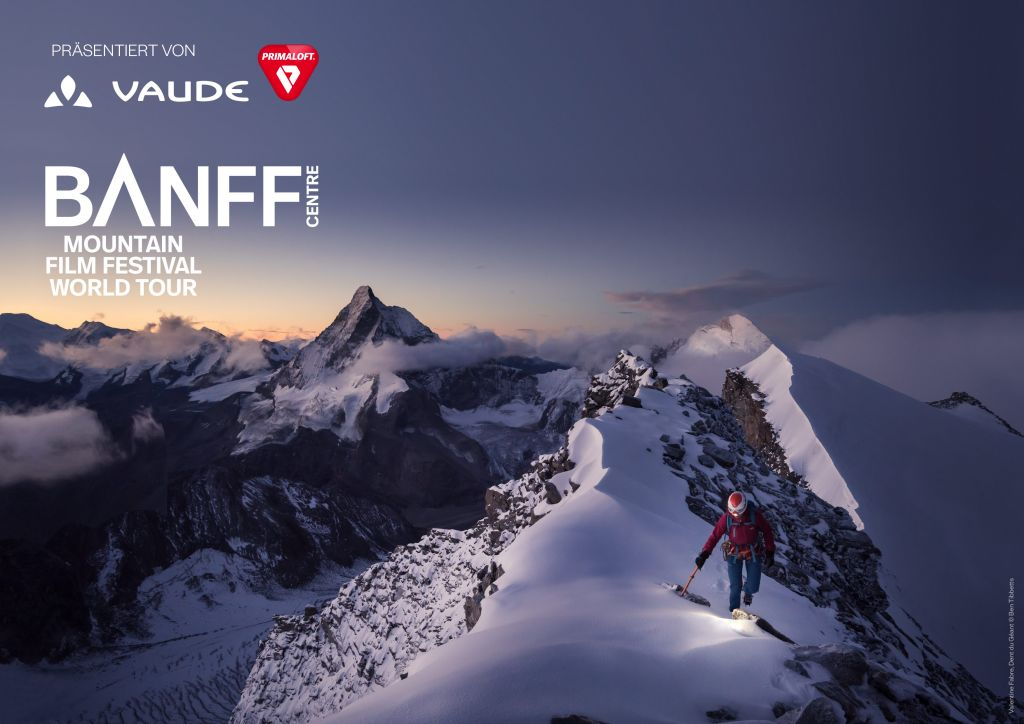 Bild zu Banff Centre Mountain Film Festival World Tour 2020