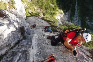 Klettersteig Ehrwald : Klettersteige ehrwald alpenverein