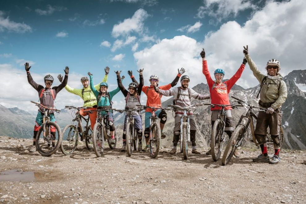RiskNFun Bike Soelden