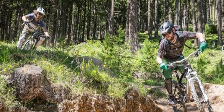 Trails und mehr: risk'n'fun BIKE!
