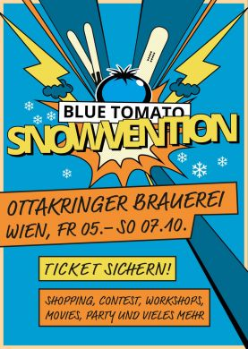 Blue Tomato Snowvention