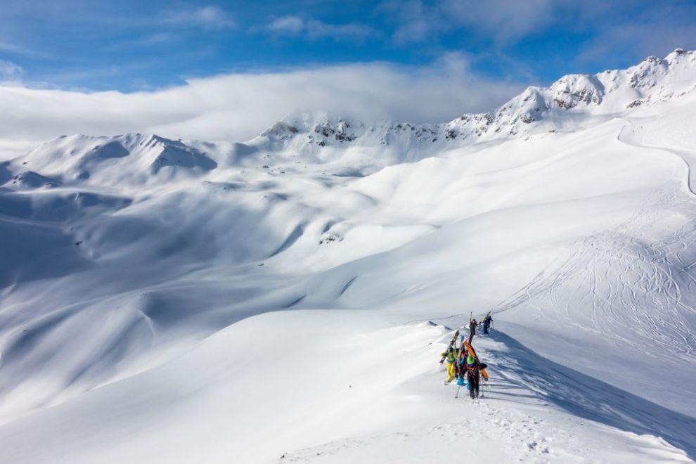 Cardfolder Skitouren