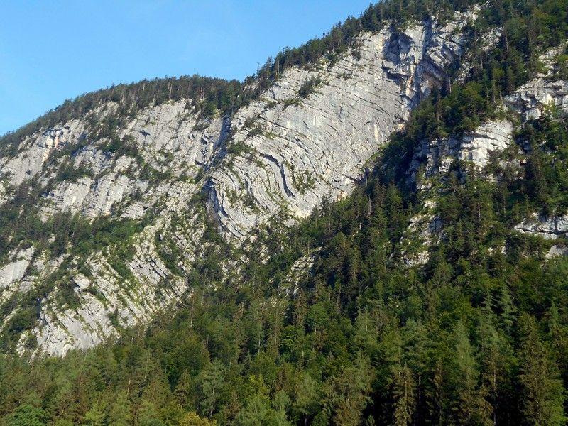 Klettersteig Hallstatt : Klettersteig echernwand hallstatt und plassen alpenverein
