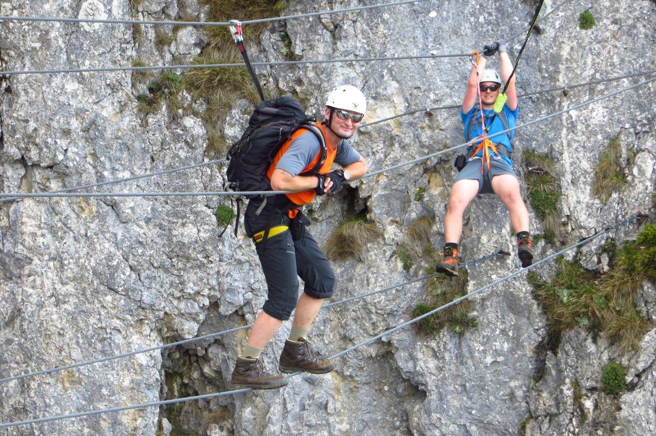 Franz Josef Klettersteig : Freizeit klettersteige wieder offen « kleinezeitung at