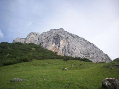 Klettersteig Hochthron : Hochthron klettersteig alpenverein