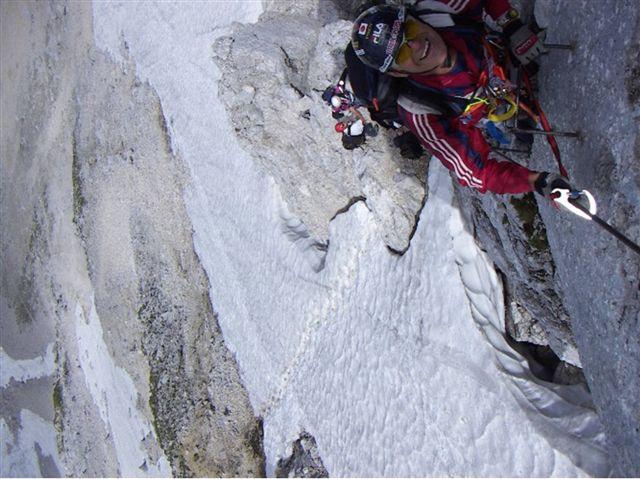 Klettersteig Priel : Sektionsausflug zum großen priel hinterstoder alpenverein
