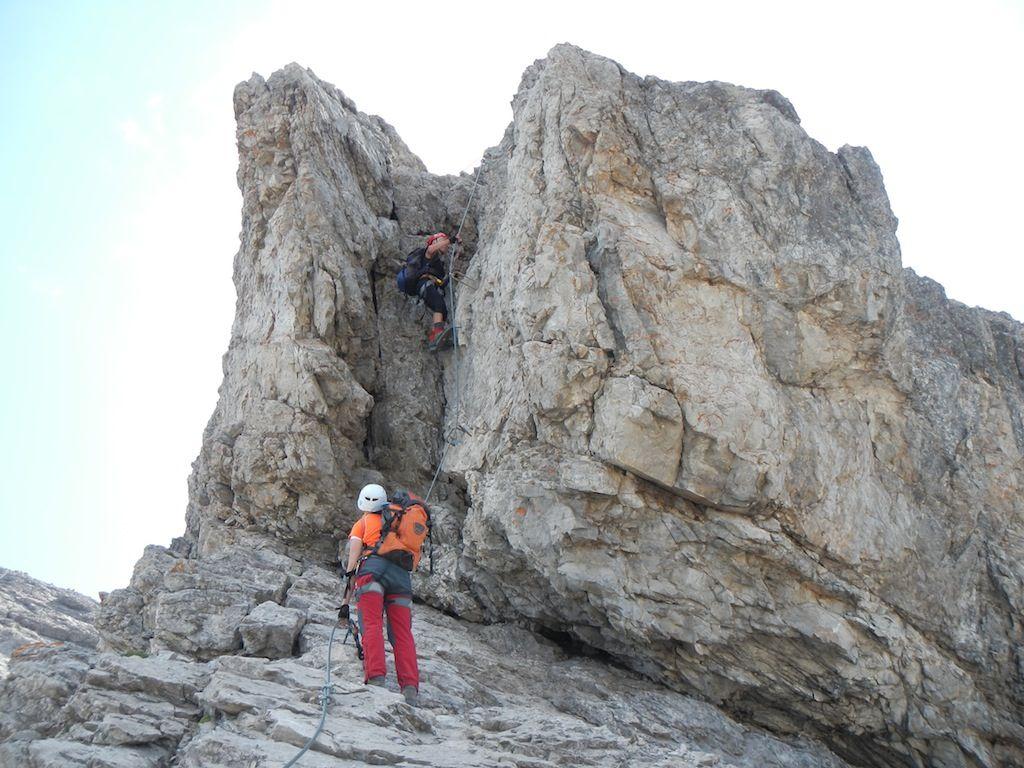 Klettersteig Osttirol : Anspruchsvolle klettersteige in osttirol und kärnten alpenverein