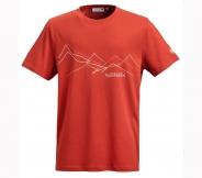 unsere alpen shirt