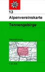 13 Tennengebirge