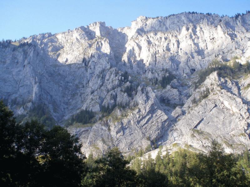 Franz Josef Klettersteig : Kaiser franz josef klettersteig und rosslochhöhlen