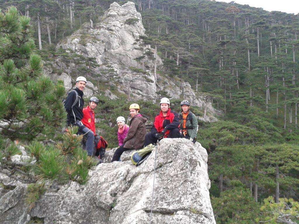 Klettersteig Für Anfänger : Klettersteige für anfänger bei outdoor magazin