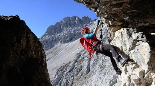 Klettersteigset Verleih Salzburg : Der längste klettersteig Österreichs alpenverein