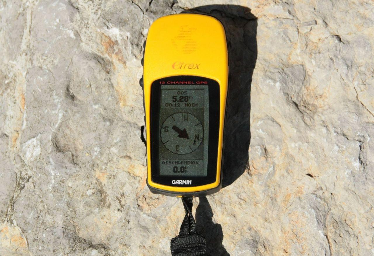 Bild zu 1809-GPS: Orientierung mit GPS