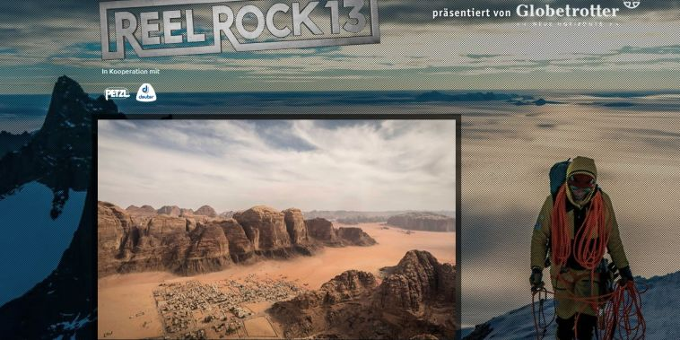 Reel Rock 13 Kletterfilme in FULL-HD