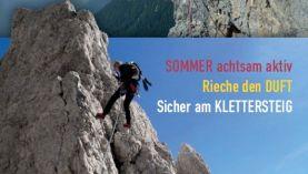 Klettersteig Villach : Bergfex klettersteig lärchenturm tour kärnten
