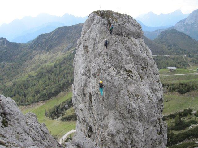 Klettersteig Däumling : Bergfex klettersteig däumling tour kärnten