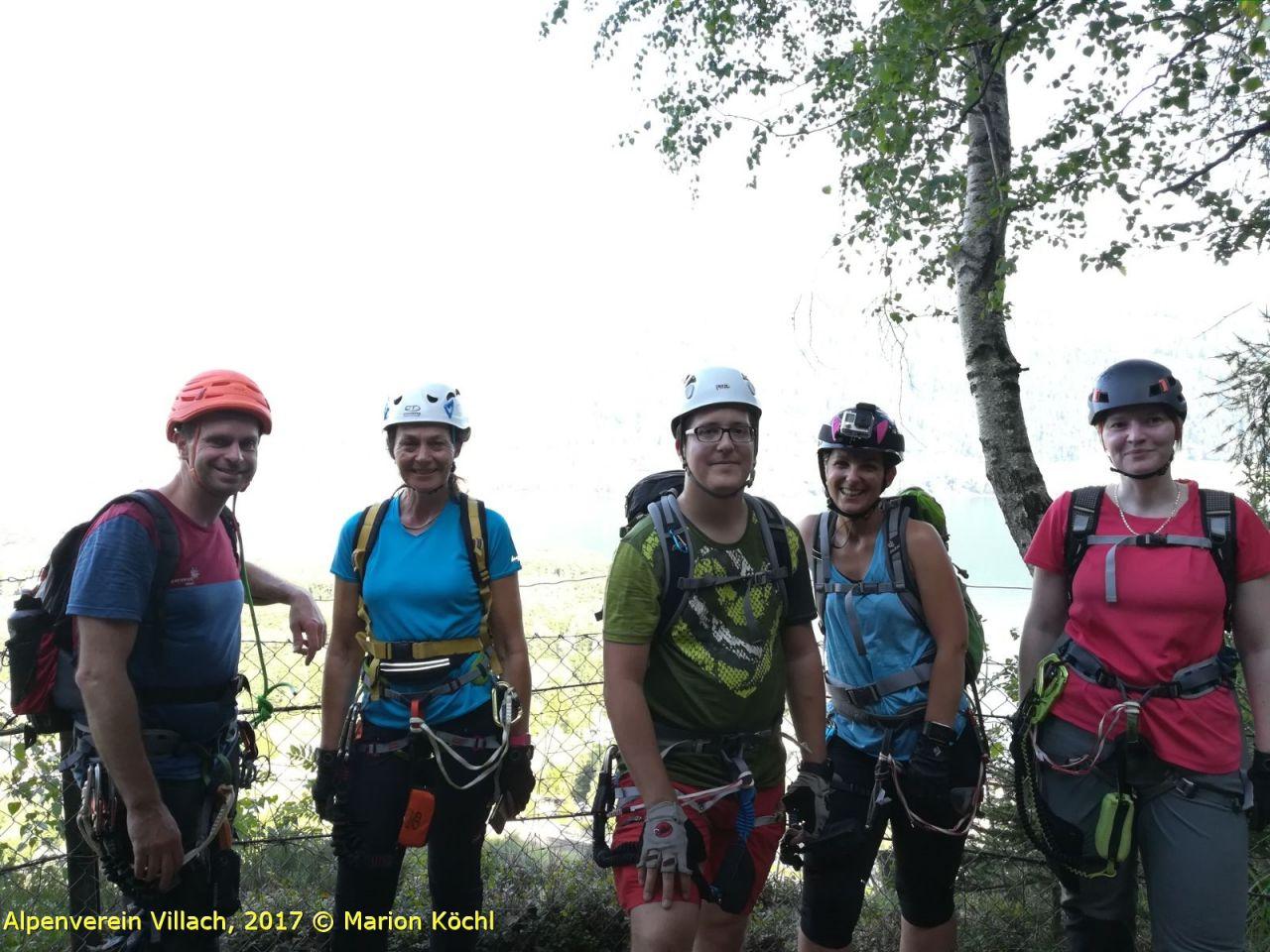 Klettersteig Villach : Alpenverein villach heft nr online