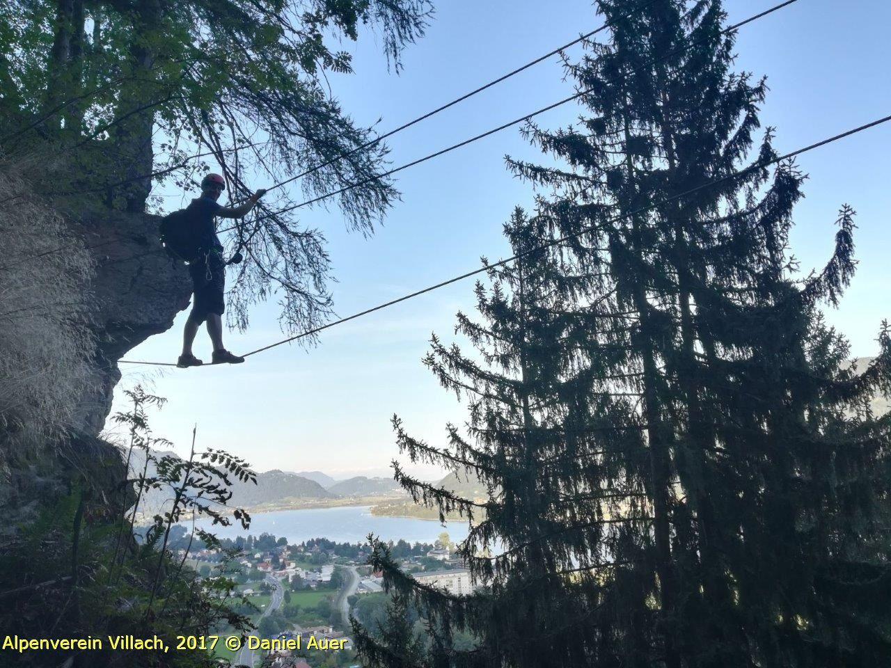 Klettersteig Villach : Bgv klettersteig bergsteigen