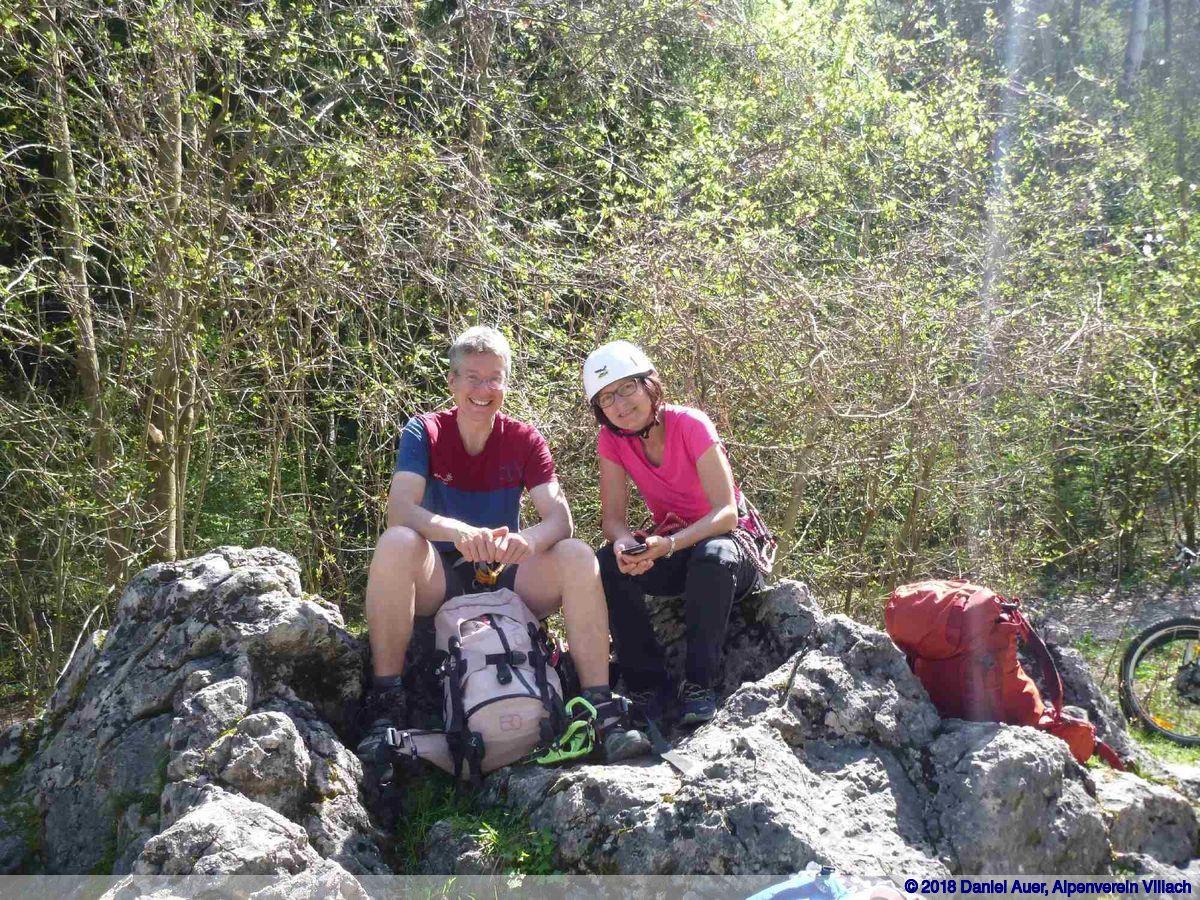 Klettersteig Villach : Klettersteig auffrischung alpenverein