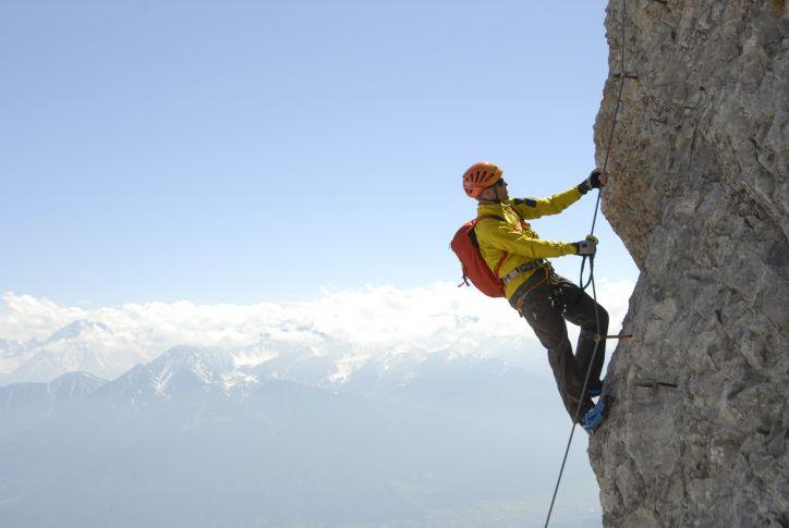 Klettersteig Villach : Klettersteige empfehlungen des alpenvereins alpenverein