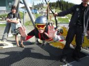 Extreme Action mit F-Klettersteig und Flying Fox XXL
