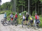 MTB Tour Naturpark Attersee Traunsee
