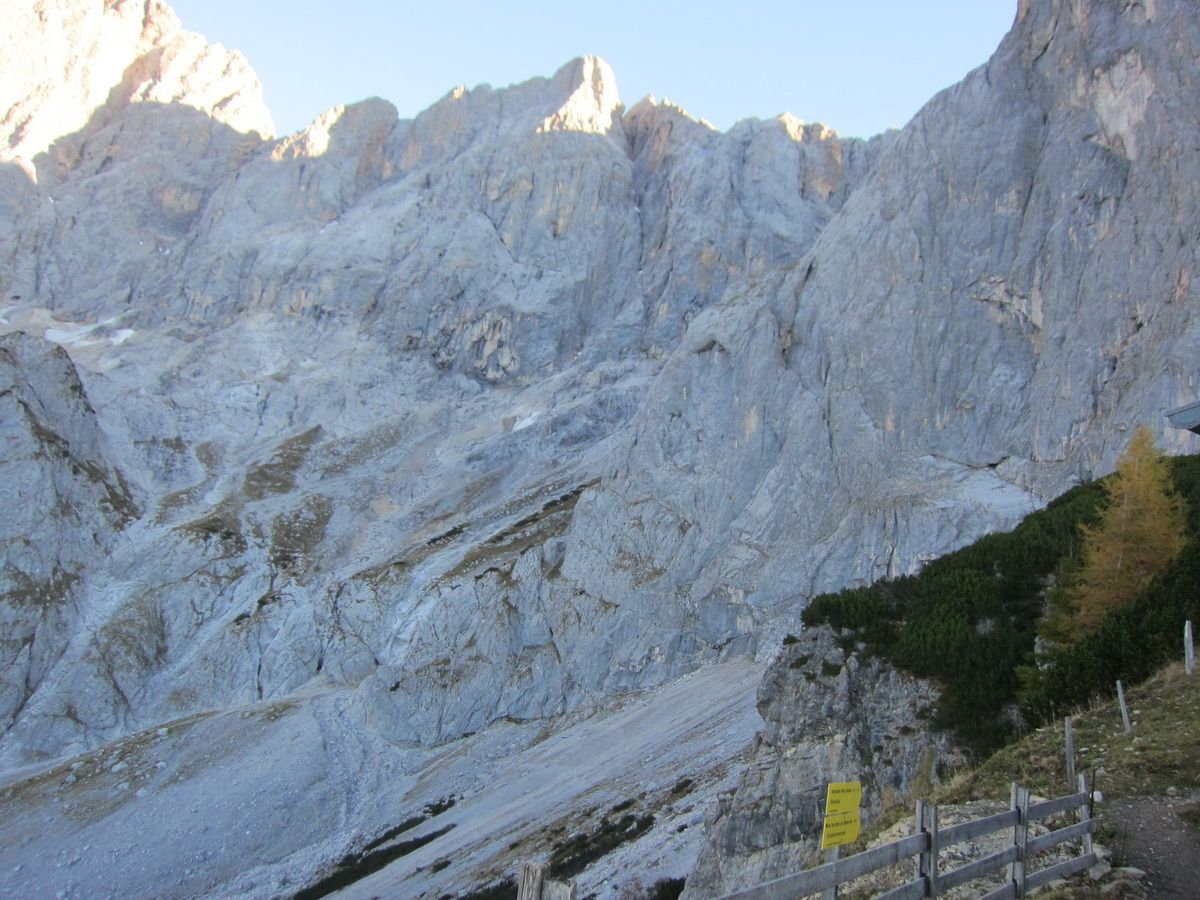 Dachstein Klettersteig Johann : Dachstein klettersteig johann smilesfromabroad
