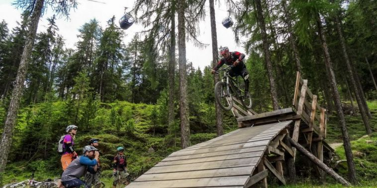 RISKnFUN Mountainbike Freeride Workshop