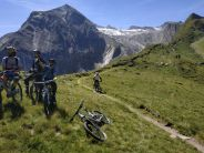 Risk & Fun Bike –  Trail-Orgie am Kitzsteinhorn/Kaprun