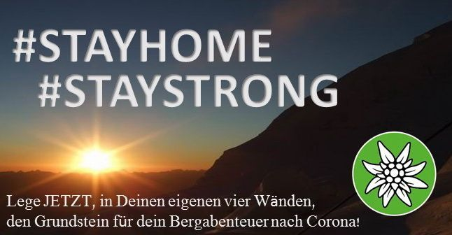 stayhome stay strong