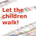 let the children walk