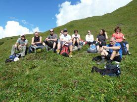 Klettersteig Pinut : Klettersteig pinut alpenverein