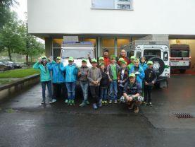 Besuch Im Bergrettungsheim Sterreichischer Alpenverein