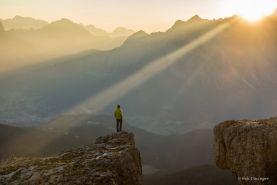 Kletterausrüstung Vorarlberg : Cinque torri alpenverein