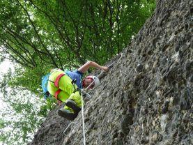 Klettersteig Känzele : Klettersteig känzele alpenverein