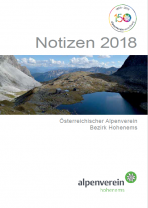 Cover Notizen 2018