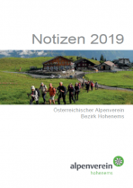 Cover Notizen 2019