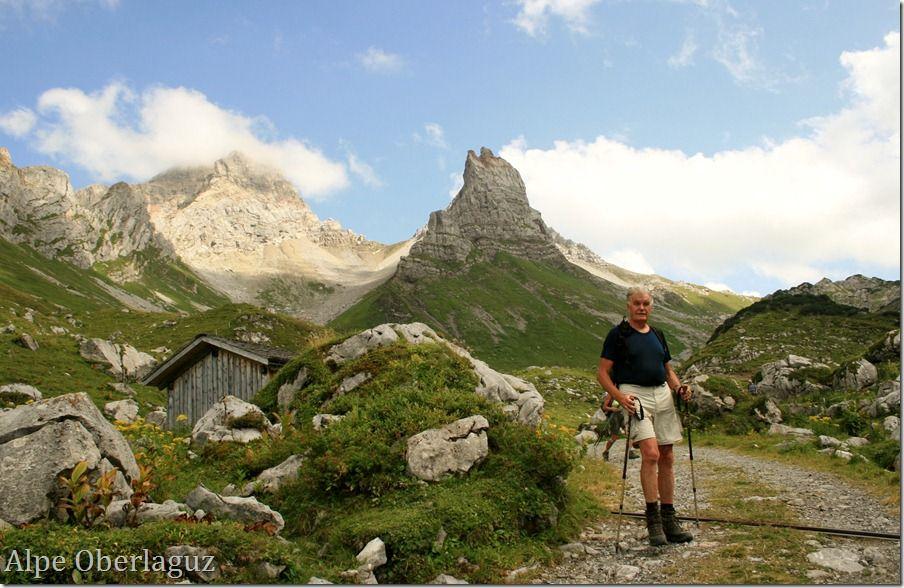 mittwochwanderer 22 august 2012 rund um die rote wand sterreichischer alpenverein. Black Bedroom Furniture Sets. Home Design Ideas