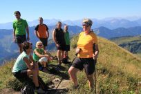 Emser Alpen am 29. August 2015