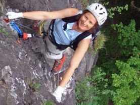 Klettersteigset Wie Benutzen : Klettersteigsets alpenverein