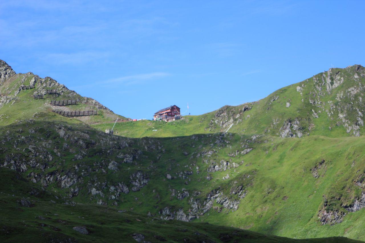 Klettersteig Hochjoch : Hochjoch klettersteig t o u r e n s p