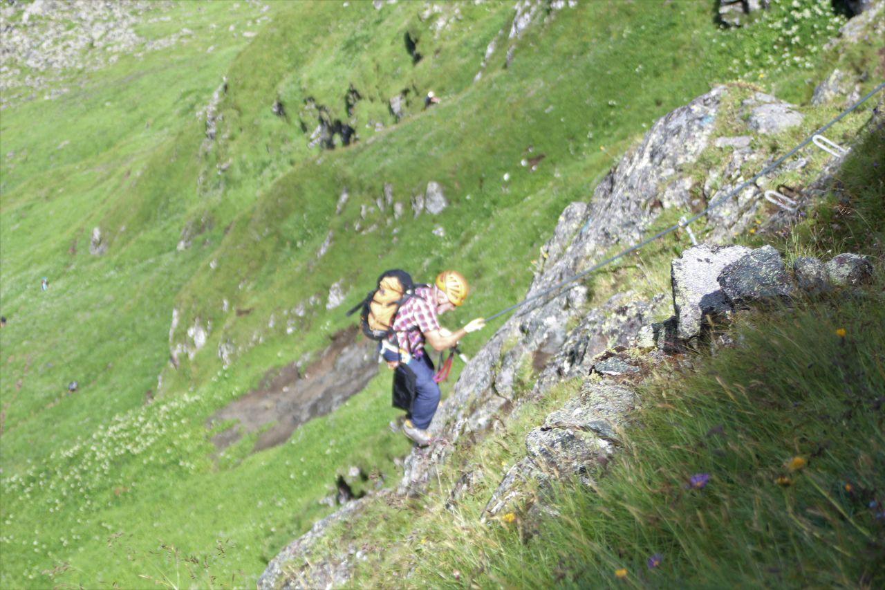 Klettersteig Hochjoch : Klettersteige in Österreich die man kennen muss