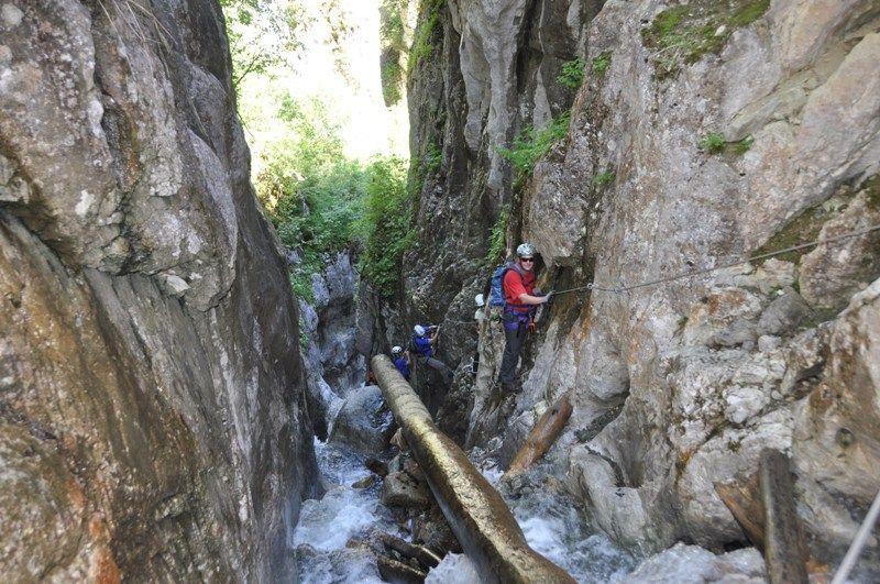 Klettersteig Vorarlberg : Klettersteige in vorarlberg montafon at