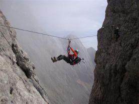 Klettersteig Königsjodler : Alpingruppe klettersteig königsjodler tag alpenverein