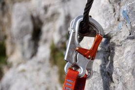 Klettersteigset Dav Leihen : Ausrüstungsverleih alpenverein