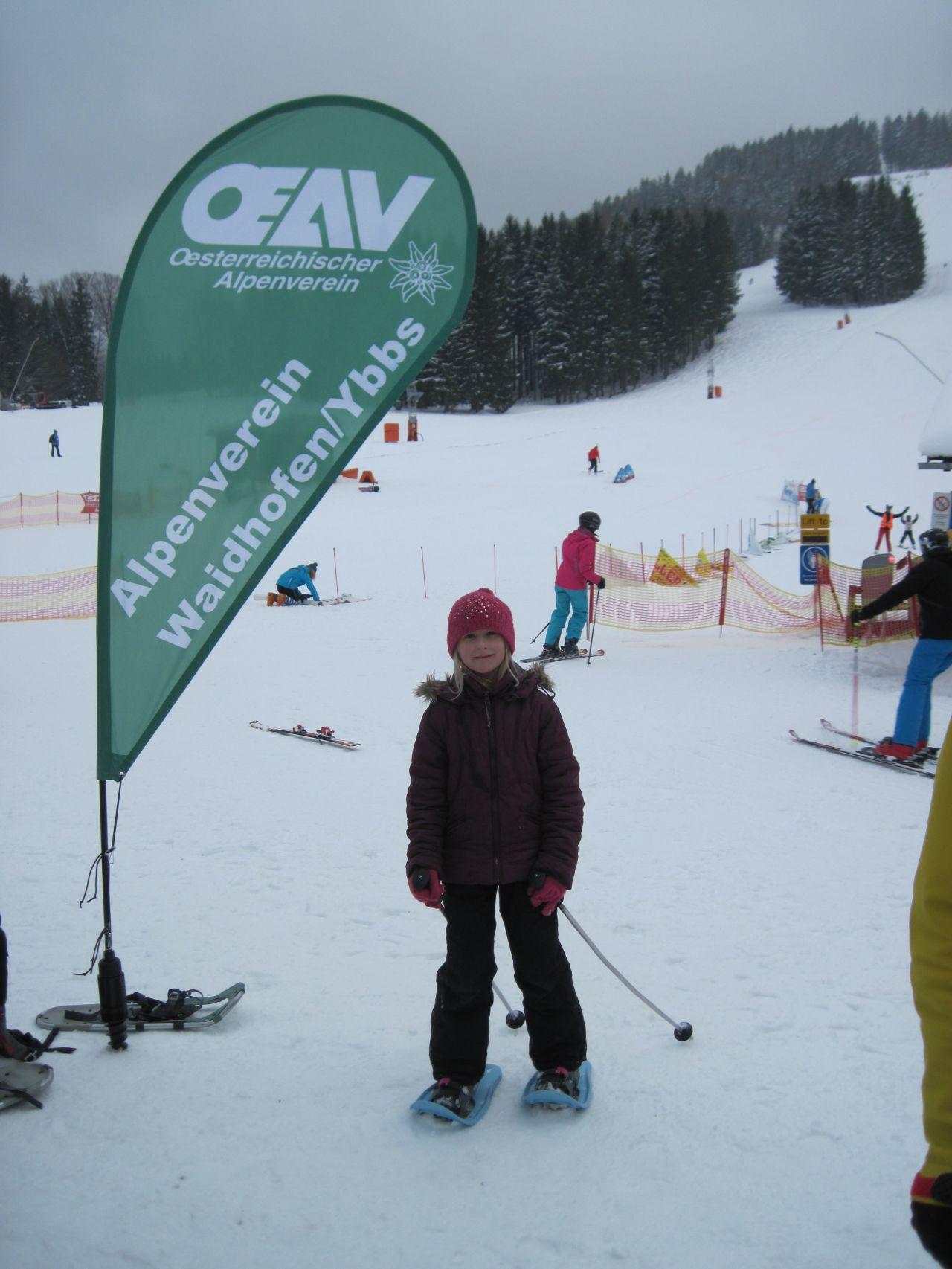 Waidhofner Wintersporttag Alpenverein